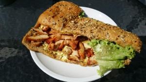 luksus sandwich