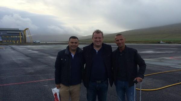 Færøerne 2016 Sefe Niels Per Lufthavn